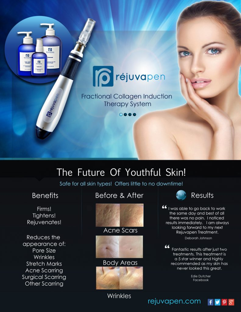 Microneedling-Rejuvapen Features